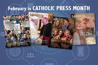 Online and in print, Catholic press reports on a very active Church