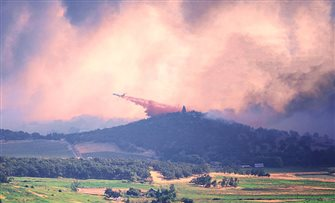 Oregon's fire: Most Churches safe, for now, offering shelter