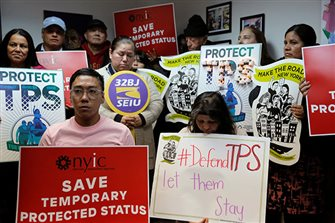 Court sides with Trump on right to end TPS