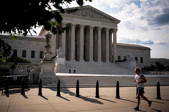 Supreme Court to begin new term as it ended last one: by teleconference