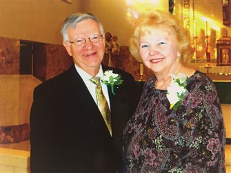 Burlington couple winners of Longest Married Couple Project