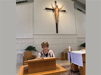 Returning to parish life a comfort for LBI couple